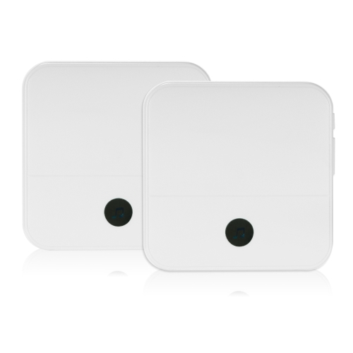 2PCS EU Wireless Doorbell Chime
