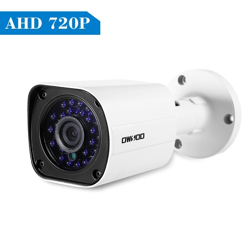 OWSOO 720P AHD Bullet Waterproof CCTV Camera