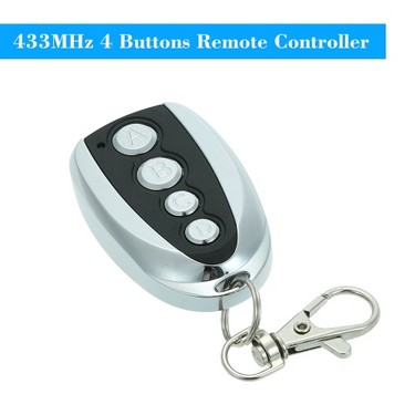 433MHz 4 Buttons Touch Switch