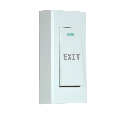 Mini Exit Button Exit Switch Open Release Push Exit for Door Access Control