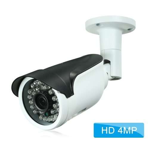 4MP HD Bullet POE IP Camera for Home Security