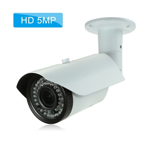HD 2. 8~12mm Varifocal Focus Lens Bullet POE IP Camera