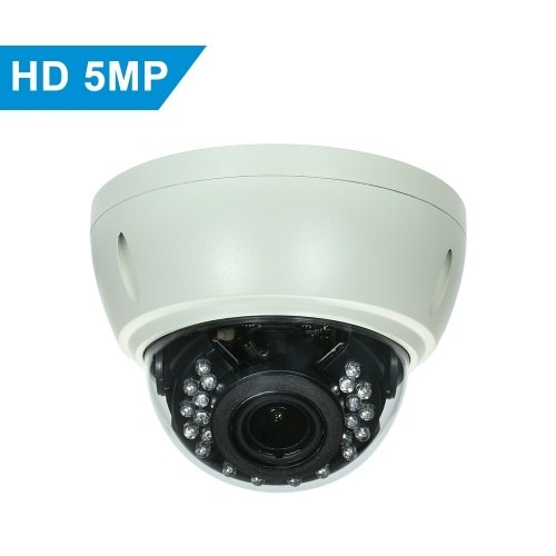 5MP HD Explosion-proof  Dome POE IP Camera