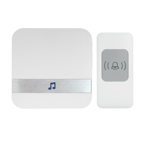Wireless Smart Ding-dong Doorbell with 1*Indo...