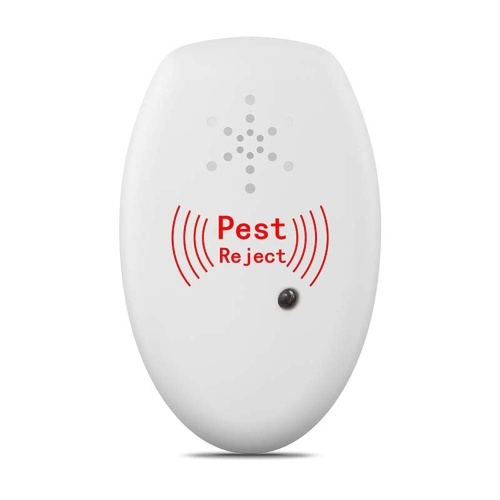 Electronic Mouse Bug Repellent Ultrasonic Pes...