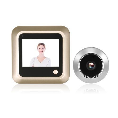 2.4 inch Digital Door Eye Peephole Viewer LCD Security Camera Monitor