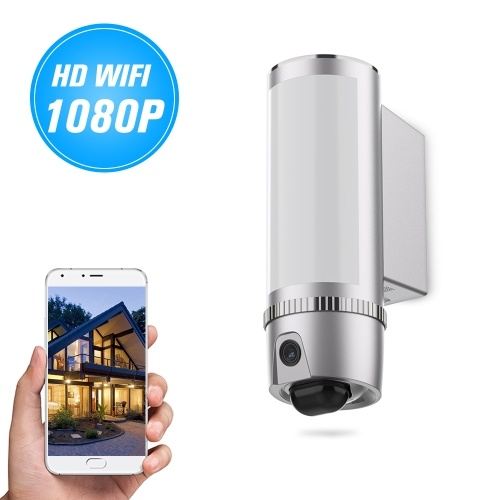 FREECAM L910 Wall-Light Wireless HD 1080P WiFi Camera