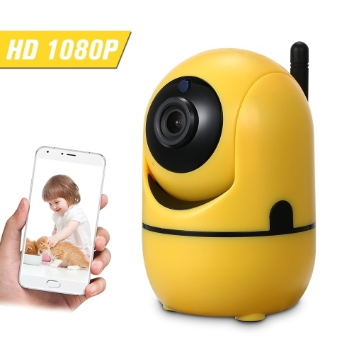 Home Security 1080P 2 Way Audio Night Vision Wireless IP Camera