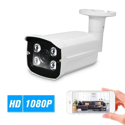 1080P HD IP Camera IR-CUT Night Vision Motion Detection Phone APP Remote Control