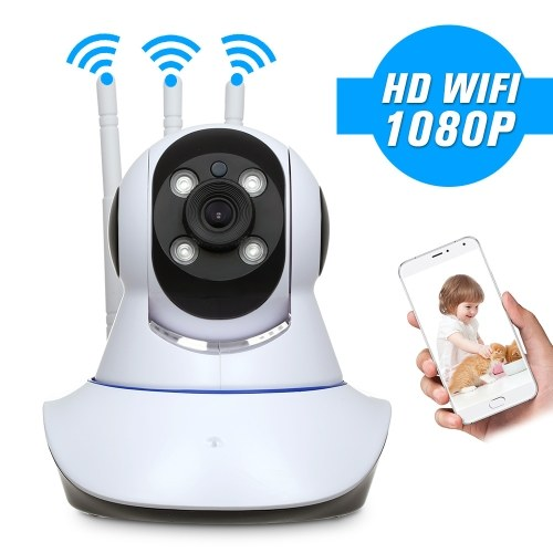 HD 1080P 2.0 Megapixels IP Cloud Camera CCTV Surveillance Security Network PTZ Camera