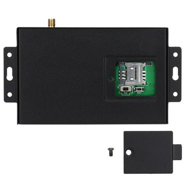 KKmoon GSM SMS Alarm System Temperature Humidity Power Status Monitoring Support Android APP Control 850/900/1800/1900MHz