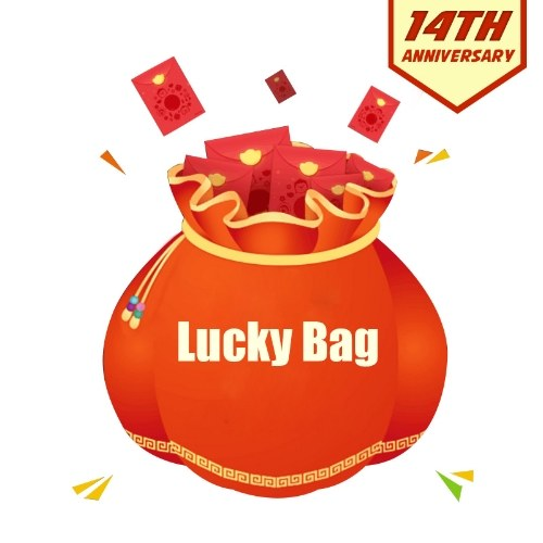 Lucky Bag for  Smart Device & Safety
