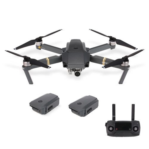 DJI Mavic Pro Fly More Combo with Carbon Grain Backpack Portable Shoulderbag