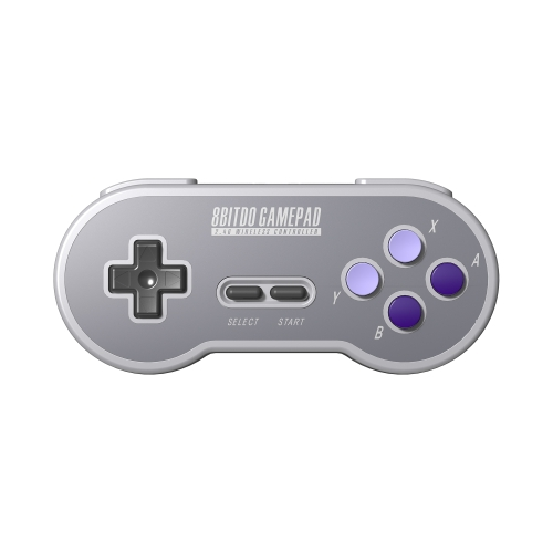 8Bitdo SN30 Wireless 2.4G Portable Mini Handle Mobile Phone PC Android Game-controller