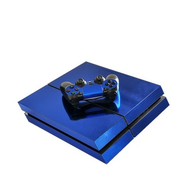 PS4 Game Machine Accessories Stickers PVC Material with Breathable No Air Bubbles