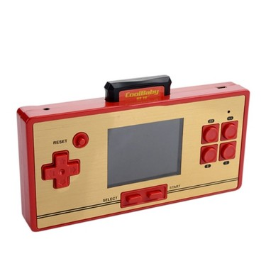 Built-in 600 Classic Games Console Portable Handheld Game Players Retro Video Game Support TV AV Output