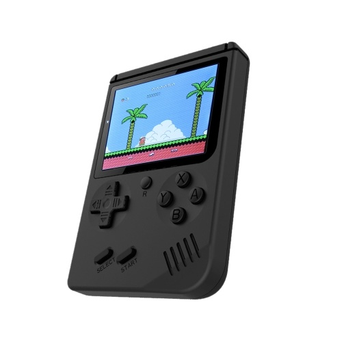 3 Inch Screen Retro Mini 2 Handheld Game Console Built-in 168 Classic Games