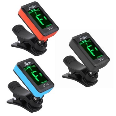 Rowin LT-20 Clip-On Automatic Digital Electronic LCD Tuner