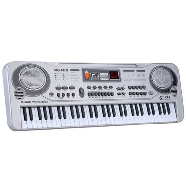 21″ 61 Keys LED Electronic Keyboard Music Toy