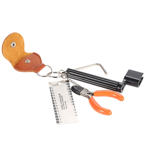 5-in-1 Guitar Accessories Kit Tool Set