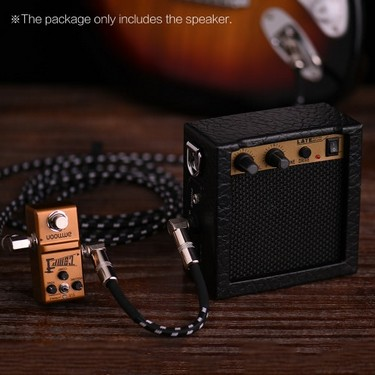 Mini Guitar Bass Ukulele Ukelele Amp Amplifier Speaker