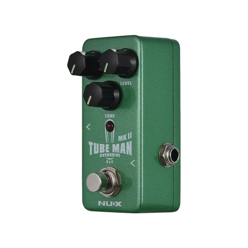 NUX NOD-2 TUBE MAN MK II Overdrive Guitar Effect Pedal