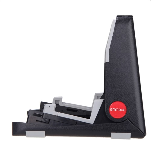ammoon Foldable Stand Holder A-frame Bracket Mount for Ukelele Violin Mandolin Easy Universal Compact Space-saving