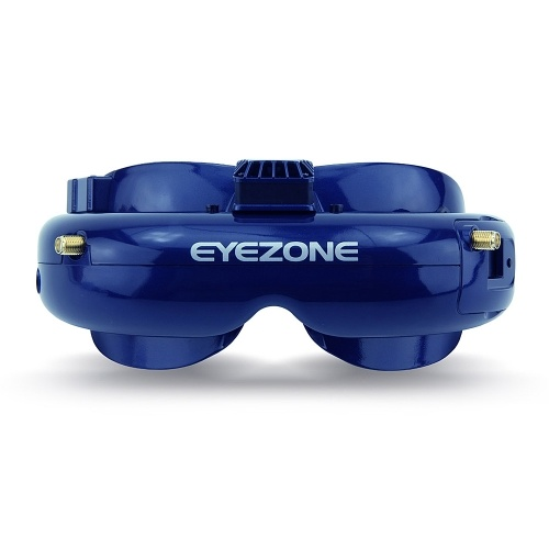 EyeZone 5.8G FPV Goggles with Diversity Dual Receiver DVR Record