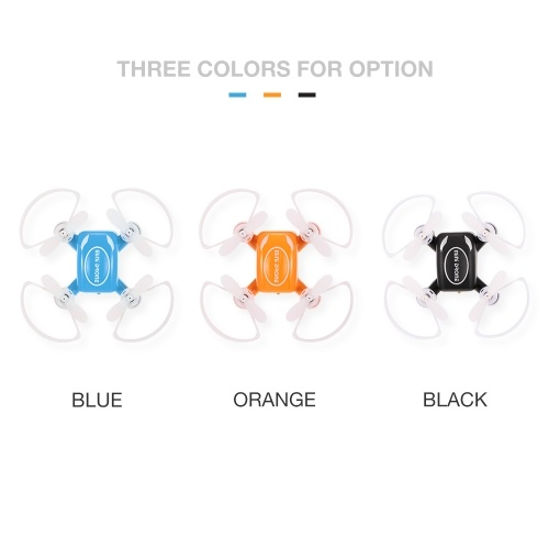 RC110B BT Control 2.4G 6 Axis Gyro Altitude Hold Mini RC Quadcopter