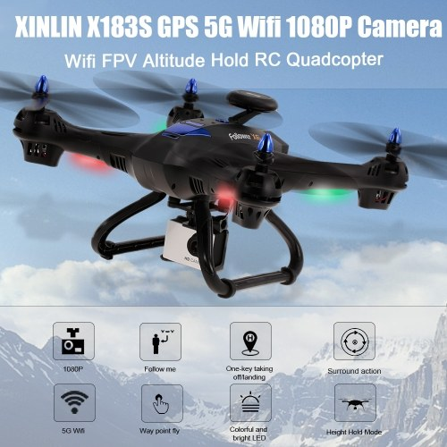 XINLIN X183S RC Quadcopter