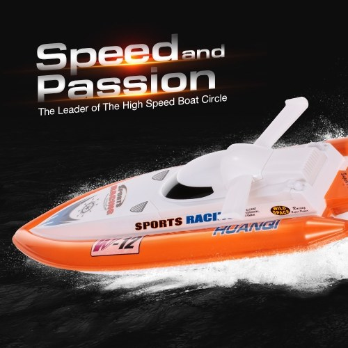 HUANQI 951B 2.4GHz 2CH High Speed RC Boat RTR RC Toy Kids Gift
