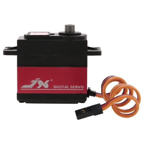 JX PDI-6208MG 8KG Metal Gear Digital Servo for 1/10 RC Drift Cars