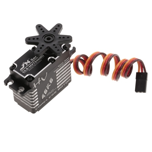JX CLS-HV7346MG 46kg Aluminium Digital Coreless Servo for RC Car Helicopter Boat Airplane
