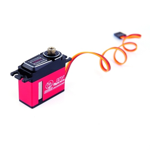 CYS-S3215 10kg HV High Torque Metal Gear Digital Servo for RC Traxxas HSP HPI Car Boat Robot Helicopter Airplane