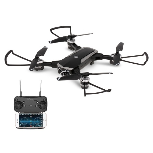 JINGDATOYS JD-20S 720P Wide-Angle Camera  RC Quadcopter