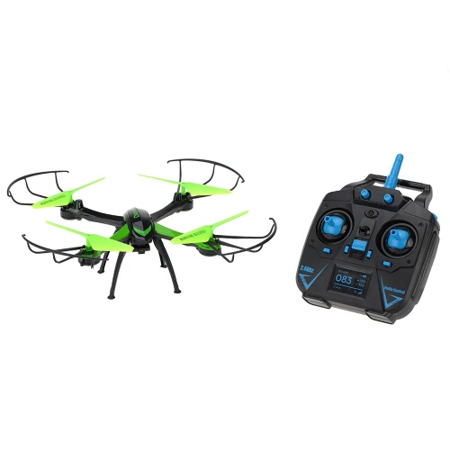 JJRC H98 2.4G Drone RC Quadcopter – Green