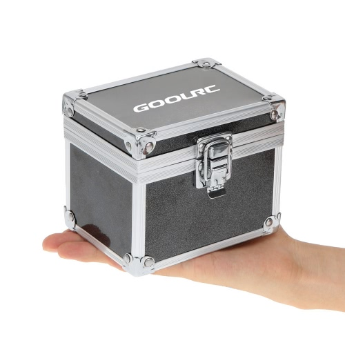 GoolRC Aluminum Box for Cheerson CX-10 CX-10A CX-10C Hubsan H111 RC Quadcopter