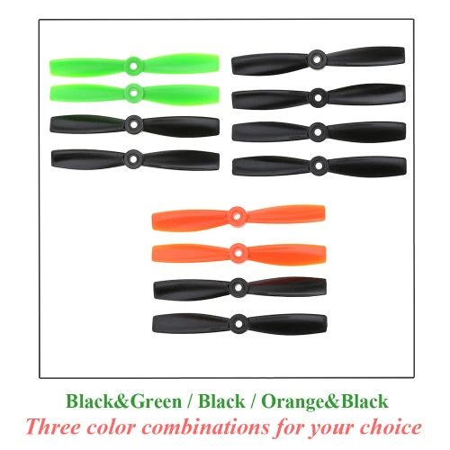 2 Pairs GEMFAN 5046 CW/CCW Propellers for QAV250 280 RC Quadcopter