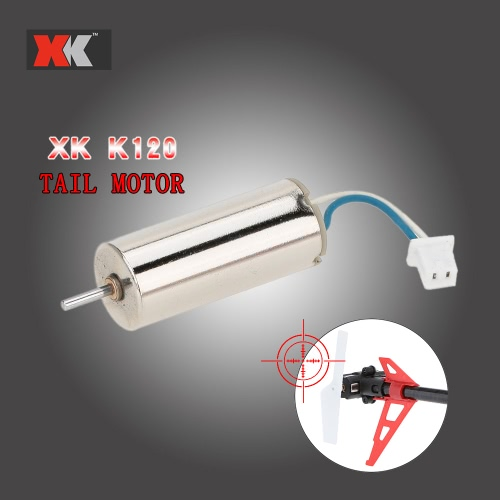 XK K120 RC Helicopter Part K120-017 Tail Motor