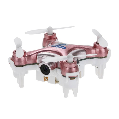 Original Cheerson CX-10W 4CH 6-Axis Gyro Wifi FPV RTF Mini RC Quadcopter with 0.3MP Camera