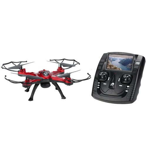 GoolRC T5G 5.8G FPV Drone RC Quadcopter – Red