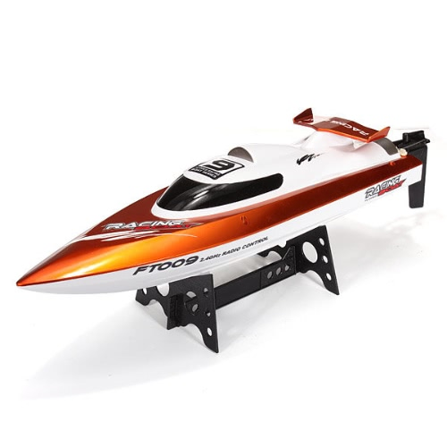 Feilun FT009 30km/h High Speed RC Racing Boat – Red