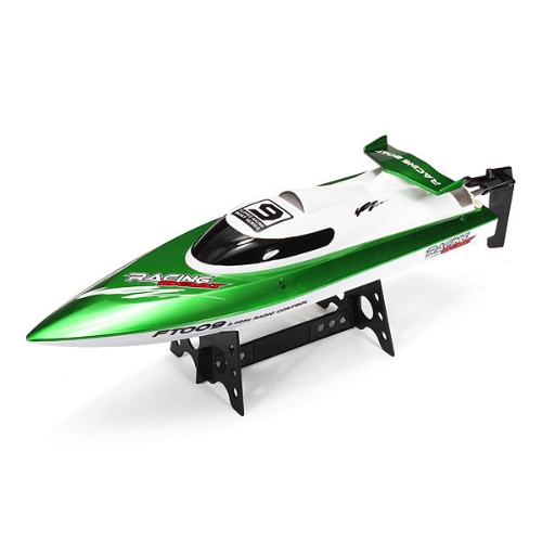 Feilun FT009 30km/h High Speed RC Racing Boat – Green