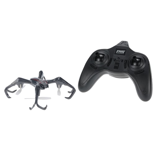 Original MAISIDA 2.4G 4CH 6-Axis Gyro Mini RC Quadcopter RTF with 3D Flip Speed Mode Function