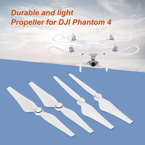 2 Pairs CW/CCW Propeller Set for  DJI Phantom 4  RC Quadcopter
