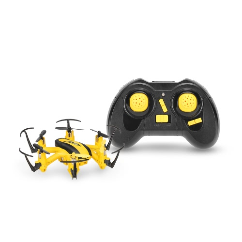 Original JJRC H20H 2.4G 4 Channel 6-Axis Gyro RC Hexacopter RTF Drone with CF Mode/One Key Return/3D Flip/Altitude Hold