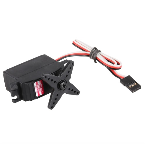 JX PDI-2504MG 25g Metal Gear Digital Coreless Servo for RC 450 500 Helicopter Fixed-wing Airplane