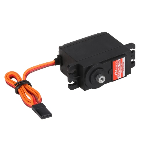 JX PDI-5521MG-180° 21KG Metal Gear Digital Standard Servo for RC Robot Car Boat Drone Helicopter