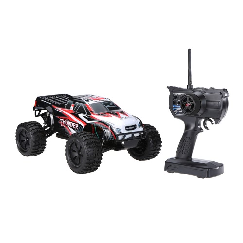 Original ZD Racing NO.9106 Thunder ZMT-10 2.4GHz 4WD 1/10 Scale RTR Brushless Electric Monster Truck RC Car