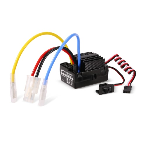 GoolRC 540 55T Brushed Motor with 40A ESC Combo for 1/10 Axial SCX10 RC4WD D90 RC Crawler Car